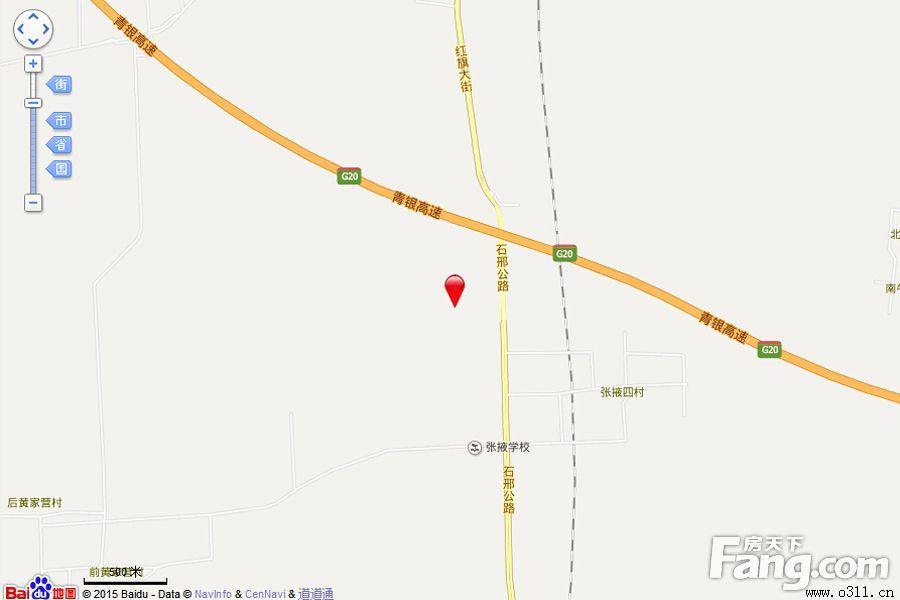 石家庄市地图